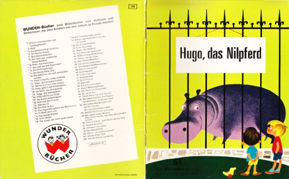 Hugo das Nilpferd